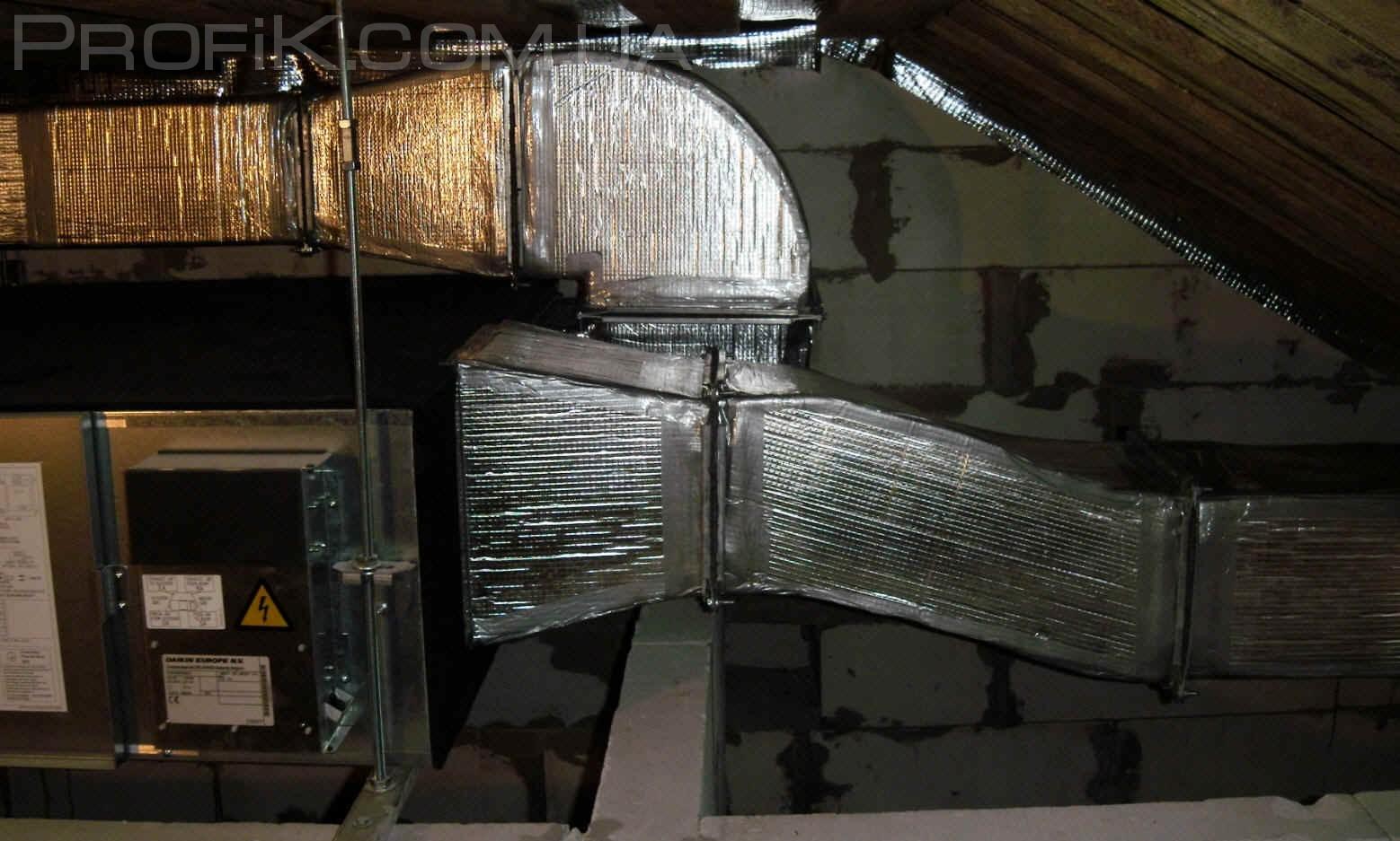 экономная вентиляция в Одессе купить монтаж установка