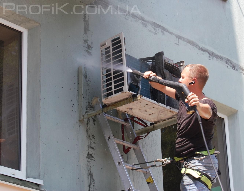 сервисное обслуживание кондиционеров daikin в Одессе