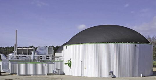 биогаз установки