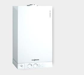 Настенный газовый водогрейный котел Vitopend 100-W WHKB