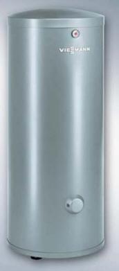 Vitocell-100-E - буферный накопитель горячей воды объемом 200, 400 л