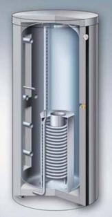 Vitocell 160-E  - с послойным нагревом