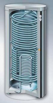 Vitocell-340-M - бак для горячей воды