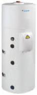 эмалированный бак для ГВС теплового насоса