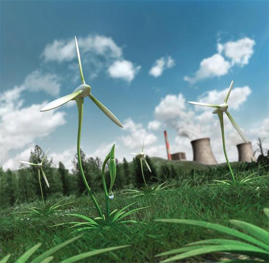 результат использования альтернативных источников энергии