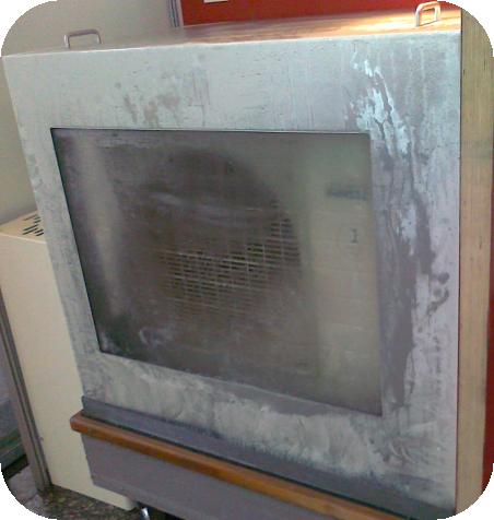 теплоизолированный контейнер теплового насоса
