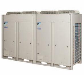 VRV®III-REYHQ24P Рекуперация теплоты, бесплатная горячая вода