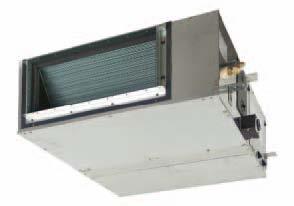 канальный кондиционер с инвертерным управлением вентилятором