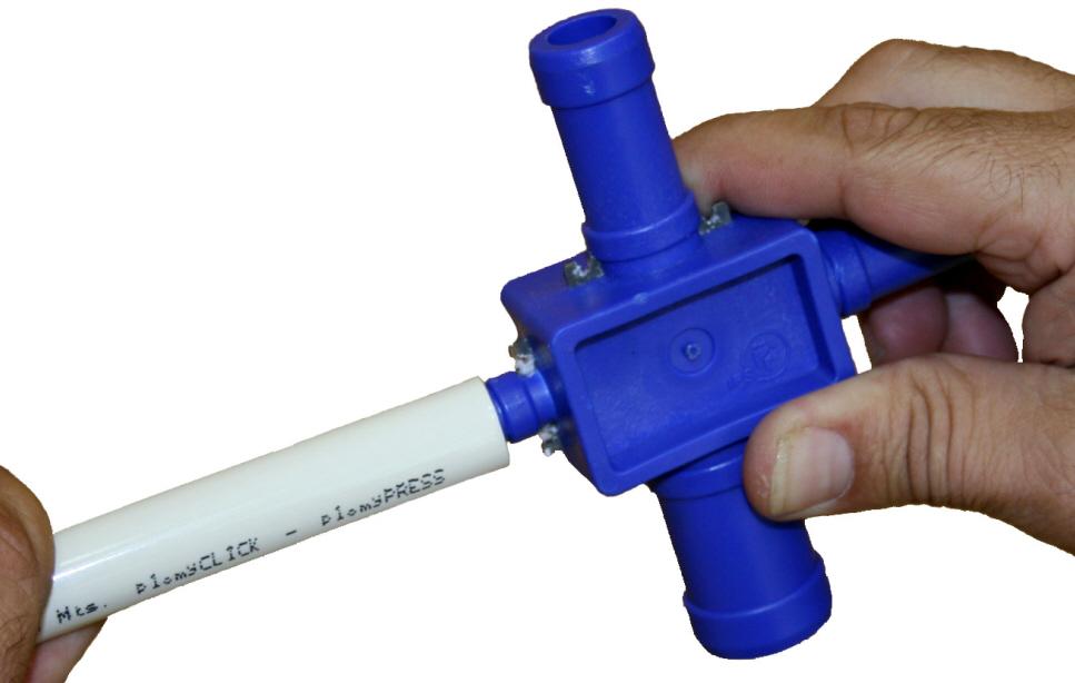 Схема монтажа полипропиленовых труб своими руками