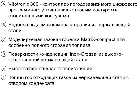 котла vitocrossall 300