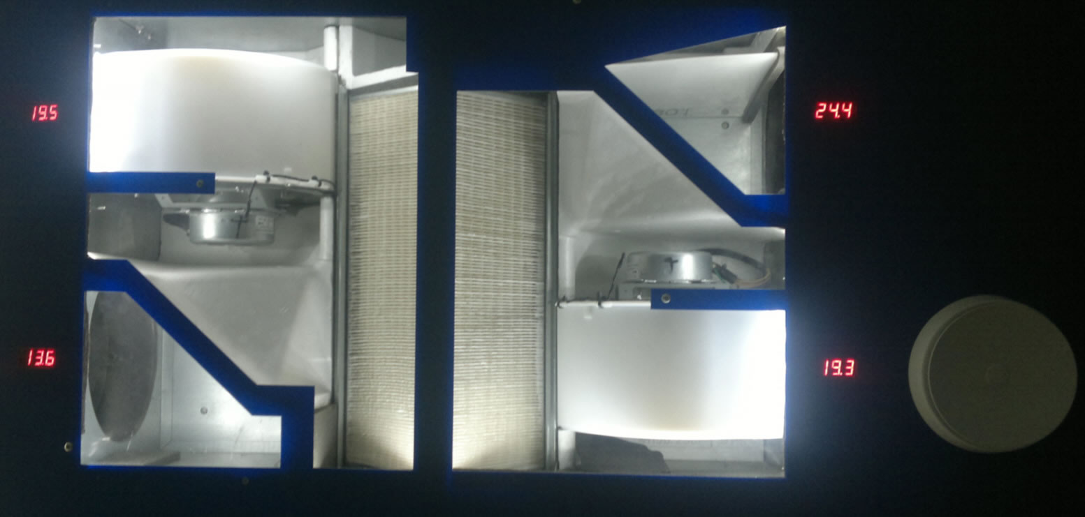 Отопление и вентиляция. Рекуператор тепла, вентиляционные системы с рекуперацией