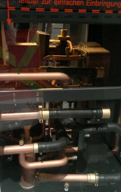 VITOSOLAR 200-F Газовый конденсационный котёл с отоплением солнечными коллекторами