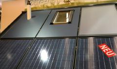 солнечные панели вместо крыши, крыма из солнечных панелей фото