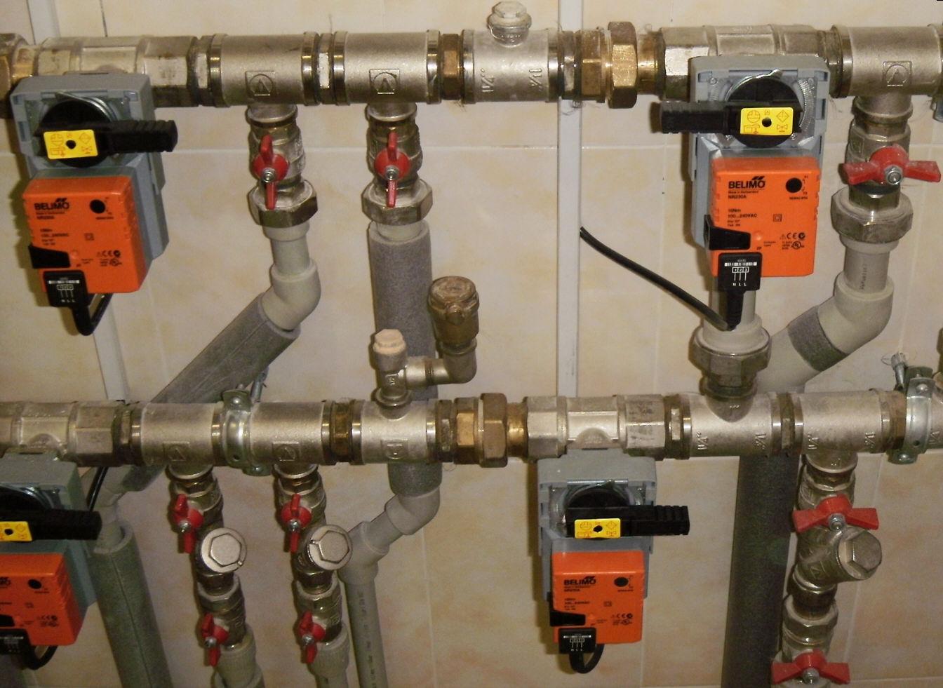 погодо зависимый режим работы газового котла