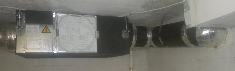 гипсокартонный потолок как скрыть трубы вентиляции