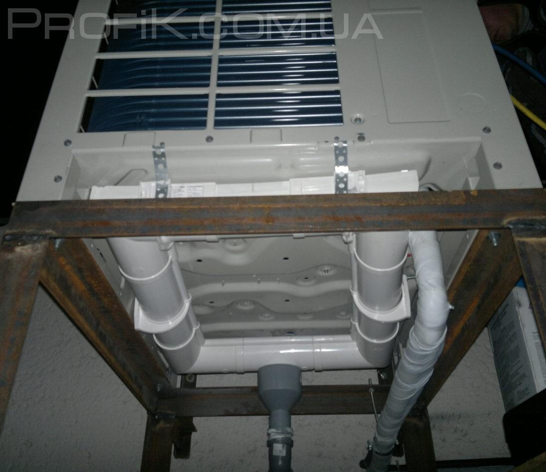 установка инверторных кондиционеров Одесса