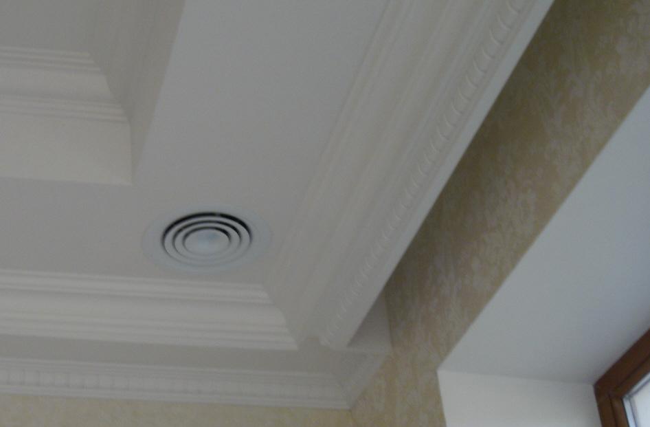 кондиционеры в потолке внешний вид в одессе