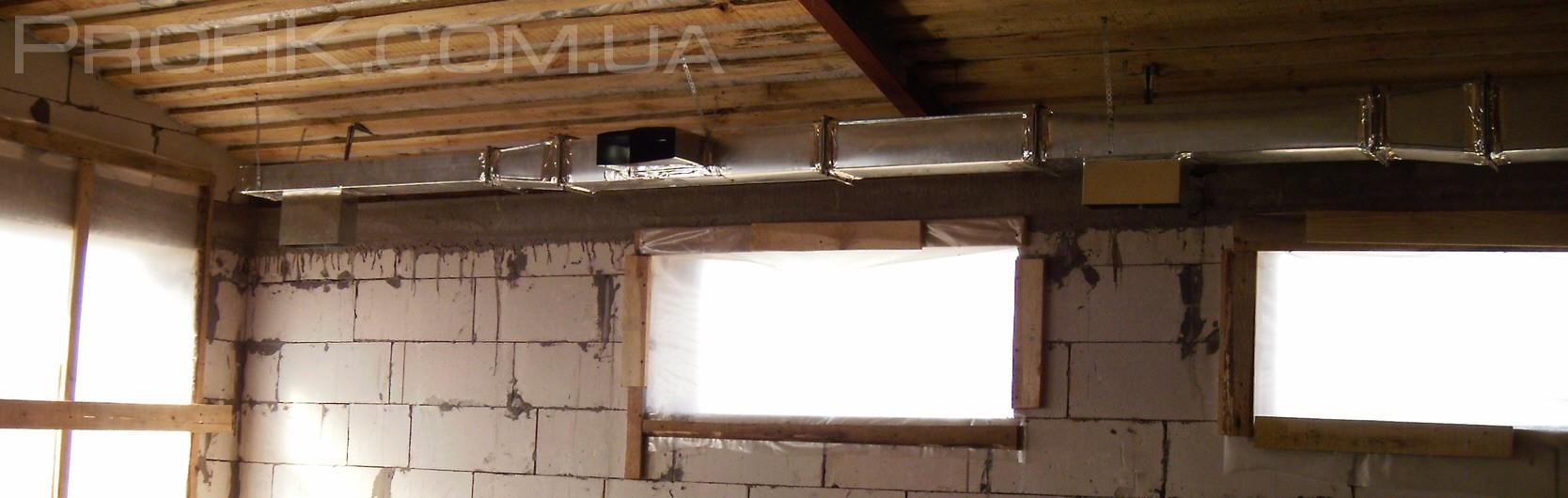 Вентиляция в гараже цена