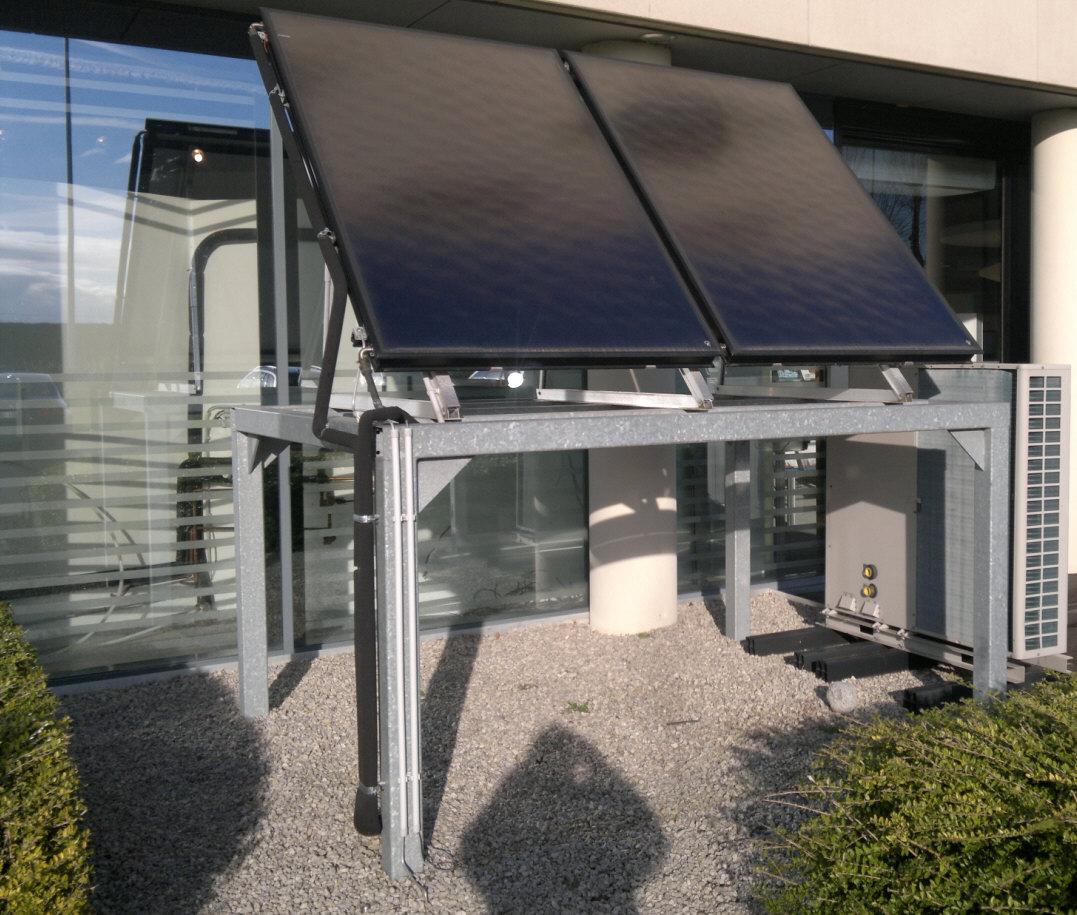 солнечные коллектора альтернативная энергетика
