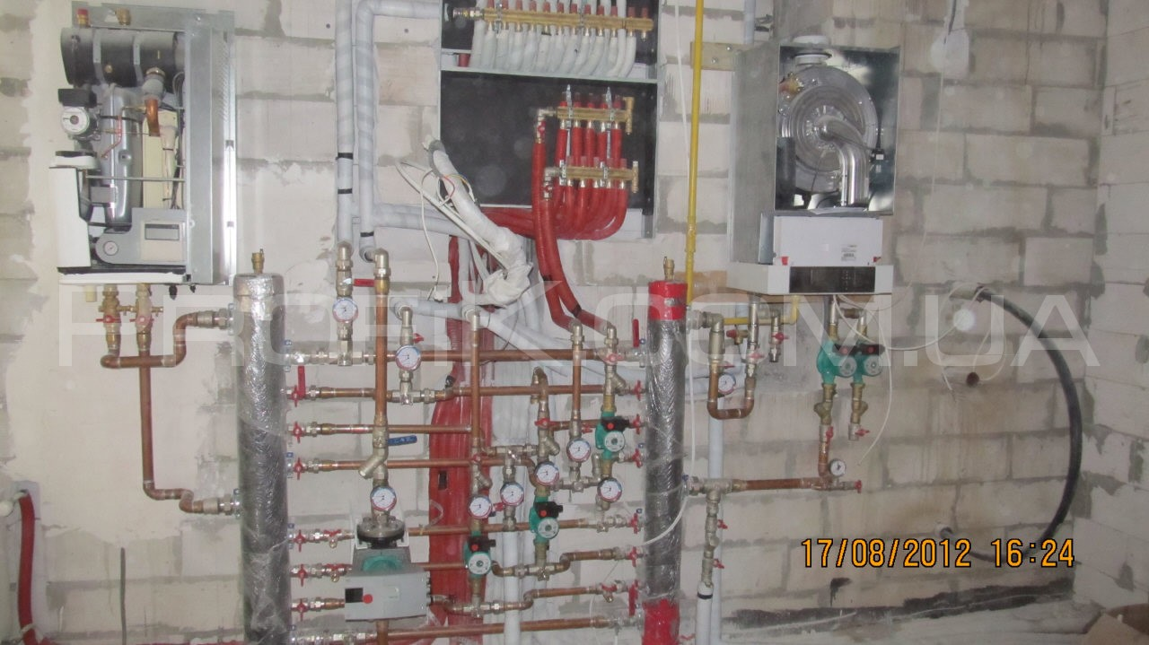 bivalentnaia skhema teplovogo nasosa i gazovogo kotla