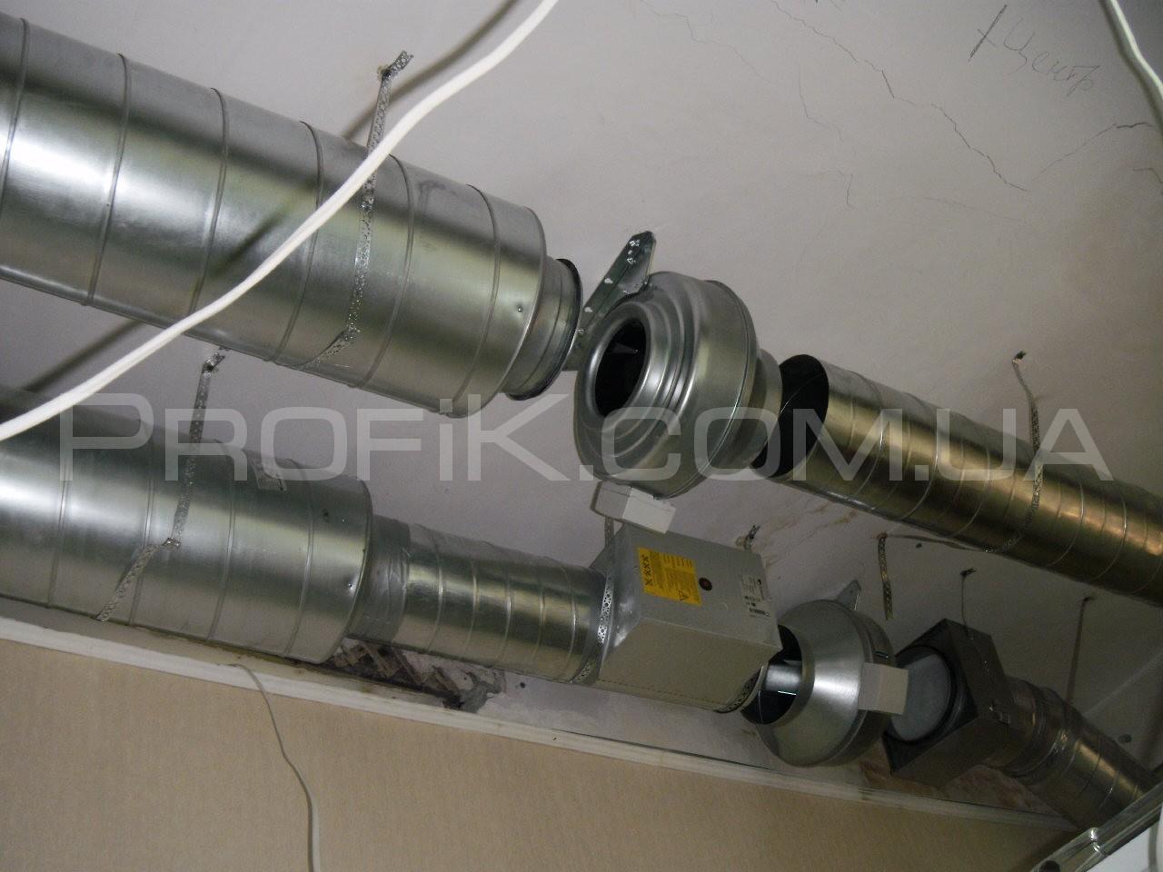 ventiliatory sistemy ventiliatcii