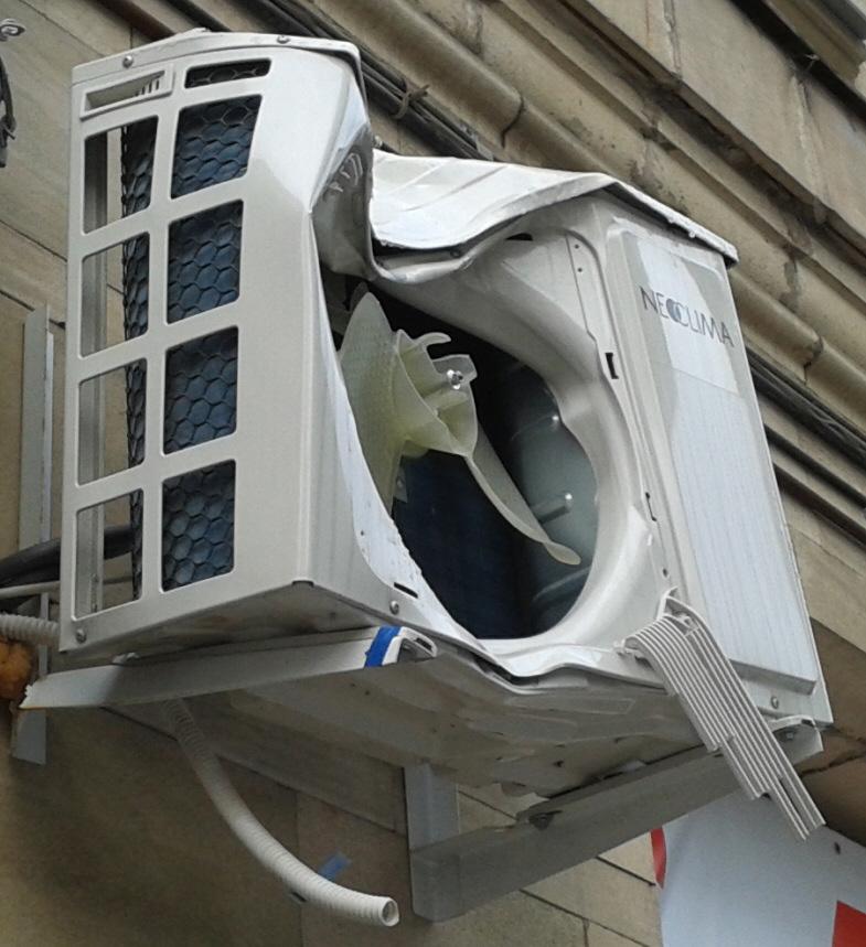 ремонт кондиционеров в Одессе
