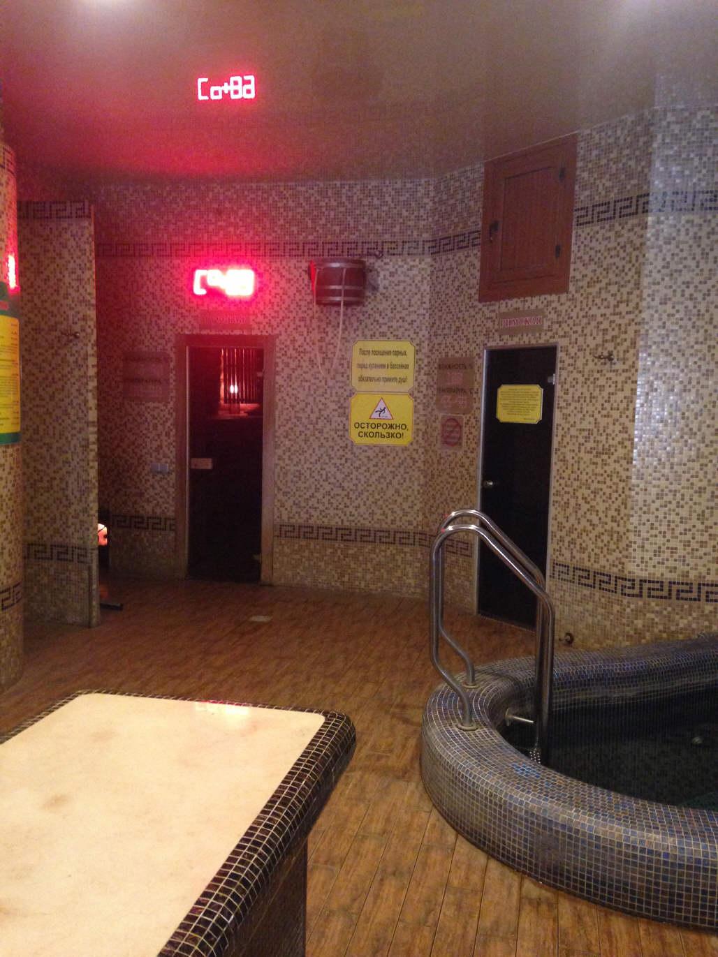 прохладная вода в бане автоматика для обливания и закаливания